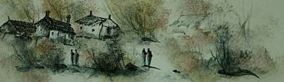 Etc. Painting - Landscape 65e4 by Sir
