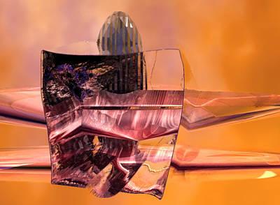 Digital Art - Landscape #9_p_300 by Stephen Donoho