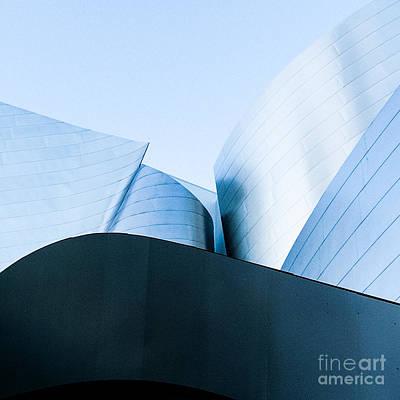 Landscape A10m Los Angeles Art Print