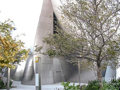 Landscape A10o Los Angeles Art Print