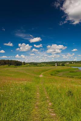 Landscape At Mikhailovskoye, Alexander Art Print by Panoramic Images