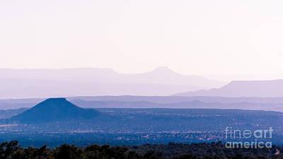Earthship Photograph - Landscape B10j Taos Nm by Otri Park