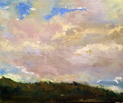 Painting - Landscape by Brent Moody
