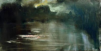 Painting - Landscape by David Figielek