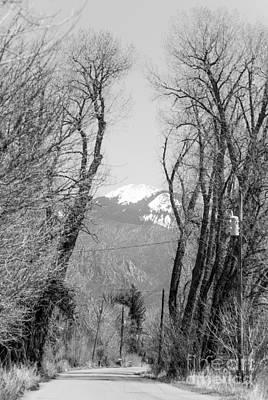 Earthship Photograph - Landscape F10d Taos Nm by Otri Park