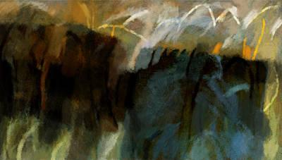 Landscape Forms Art Print by Jeremy Norton
