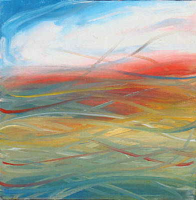 Painting - Landscape I by Sheridan Furrer