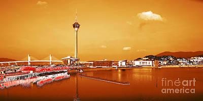 Landscape In Macau 2 Original