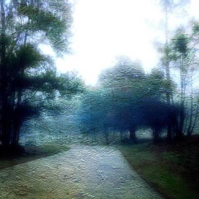 #landscape #landscape_collection #trees Art Print
