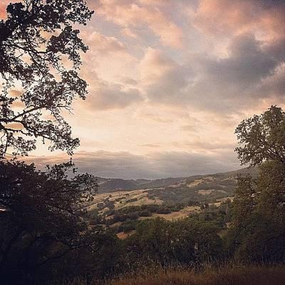 Landscapehunter Photograph - #landscape #landscapehunter #hills by Karen Clarke
