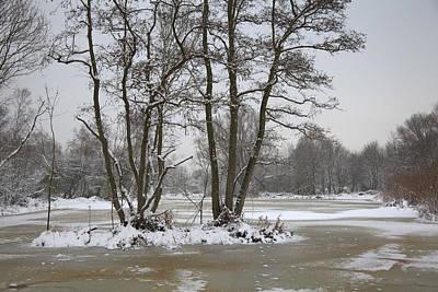Belgium Photograph - Landscape. by Vanessa Devolder