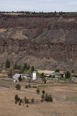 Photograph - Landscapes - 0021 - Crooked River Ranch by S and S Photo