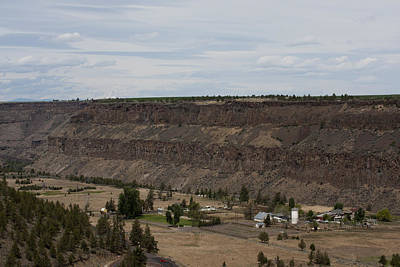 Photograph - Landscapes - 0022 - Crooked River Ranch by S and S Photo
