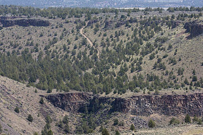 Photograph - Landscapes - 0024 - Crooked River Ranch by S and S Photo