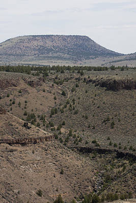 Photograph - Landscapes - 0025 - Crooked River Ranch by S and S Photo
