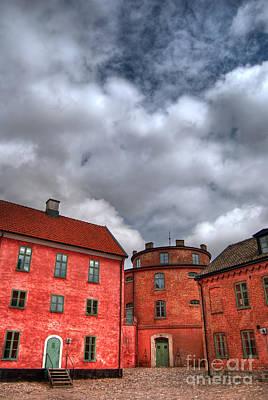 Landskrona Citadel Hdr Art Print by Antony McAulay