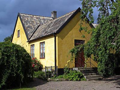 Photograph - landskrona SE Slott Citadellet 10 by Jeff Brunton