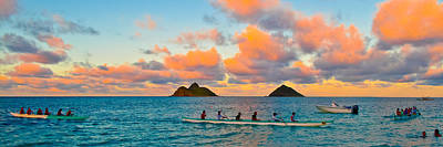 Photograph - Lanikai Afternoon by Brian Gibson