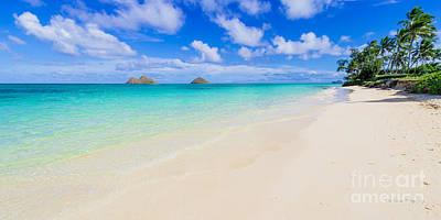Lanikai Beach Tranquility  Original