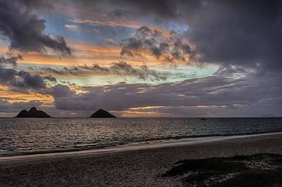 Photograph - Lanikai Before Sunrise by Dan McManus