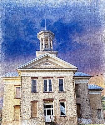Photograph - Lansing School by Bonfire Photography