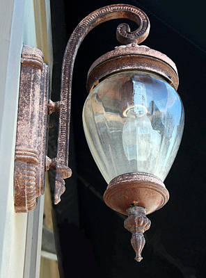 Photograph - Lantern by Mary Bedy