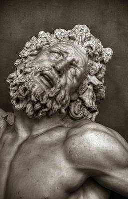 Photograph - Laocoon by Michael Kirk