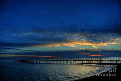 Photograph - Lapis Sky by Erhan OZBIYIK