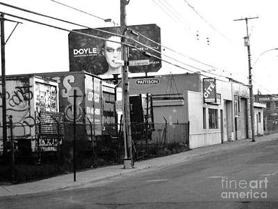 Photograph - Laprairie And St. Patrick Montreal by Reb Frost