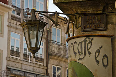 Photograph - Largo In Braga by Pablo Lopez