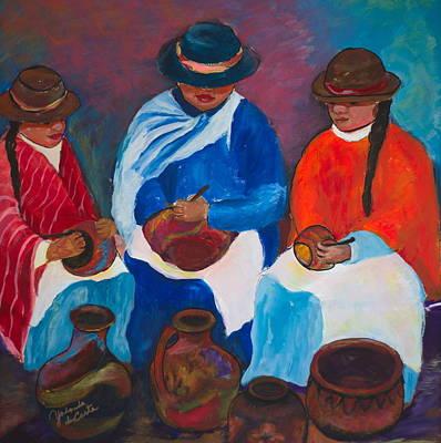 Las Artesanas Original by Yolanda DeCosta