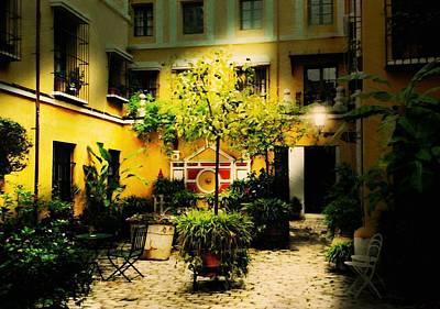 Photograph - Las Casas De La Juderia by Diana Angstadt