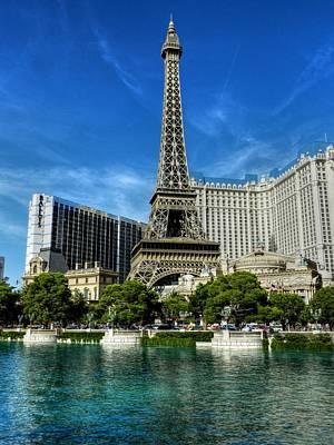 Photograph - Las Vegas 017 by Lance Vaughn