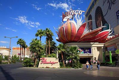 Photograph - Las Vegas 2008 by Frank Romeo