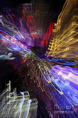 Las Vegas 5279 Art Print by Igor Kislev