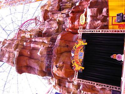 Las Vegas - Circus Circus Casino - 12122 Art Print