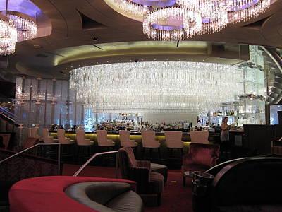 Cosmopolitan Photograph - Las Vegas - Cosmopolitan Casino - 12123 by DC Photographer