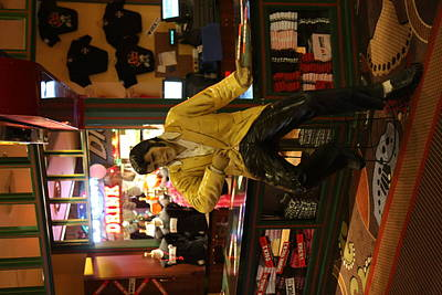 Casino Photograph - Las Vegas - Excalibur Casino - 12126 by DC Photographer