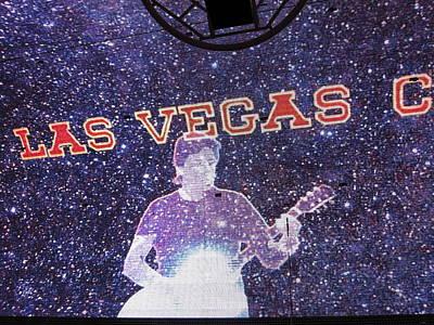 Las Vegas - Fremont Street Experience - 121214 Art Print by DC Photographer