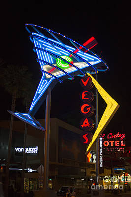 Photograph - Las Vegas by Jim West