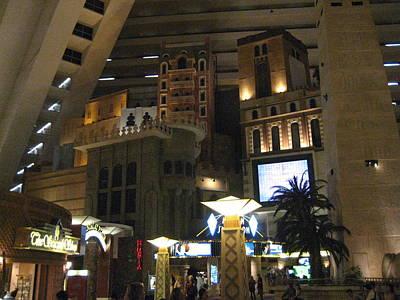 Egyptian Photograph - Las Vegas - Luxor Casino - 12125 by DC Photographer