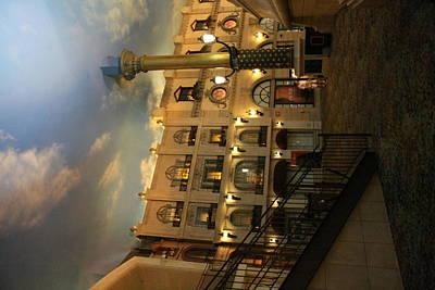 Decoration Photograph - Las Vegas - Paris Casino - 121222 by DC Photographer