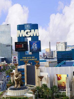 Photograph - Viva Las Vegas by Brenda Kean