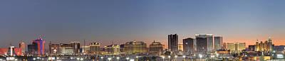 Strip Photograph - Las Vegas - The Srip - 01132 by DC Photographer