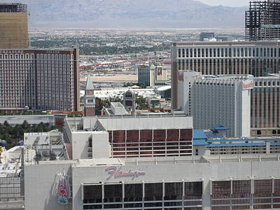 Strip Photograph - Las Vegas - The Srip - 121215 by DC Photographer