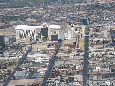 Las Vegas - The Srip - 121219 Art Print by DC Photographer