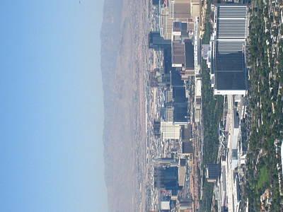 Strip Photograph - Las Vegas - The Srip - 121221 by DC Photographer