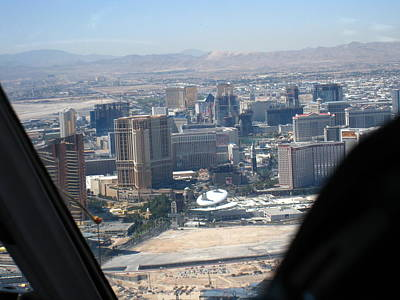 Strip Photograph - Las Vegas - The Srip - 121228 by DC Photographer