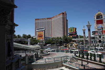 Las Vegas - Treasure Island - 12122 Art Print