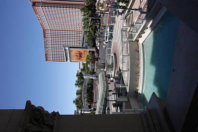 Game Photograph - Las Vegas - Treasure Island - 12123 by DC Photographer